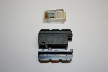 Dies for 106000, for 8-pin modular plugs, RJ 45 106017