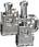 LK Afgreningsklemme til målerramme for U og S gammel type 169D0035 miniature