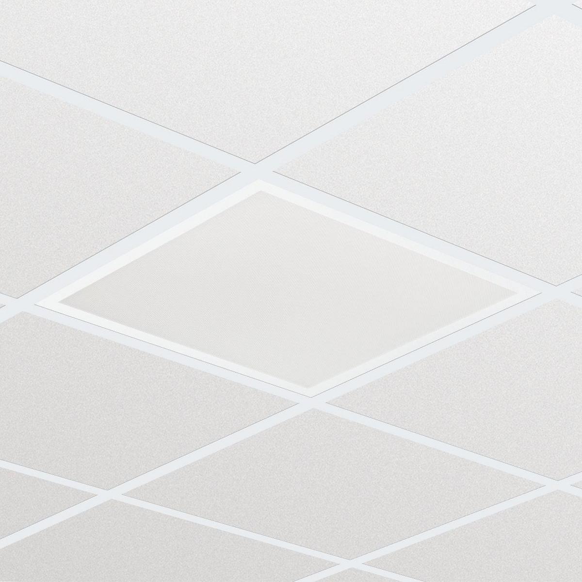 Philips SlimBlend Indbyg Kvadratisk RC400B LED 3600lm/830 DALI 60x60
