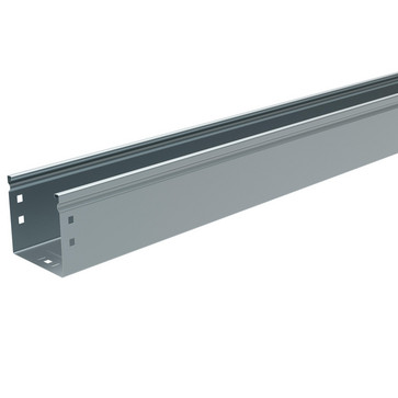 P31 MFS kabelbakke uperforeret 100x100 varmgalvaniseret 3 meter 482088