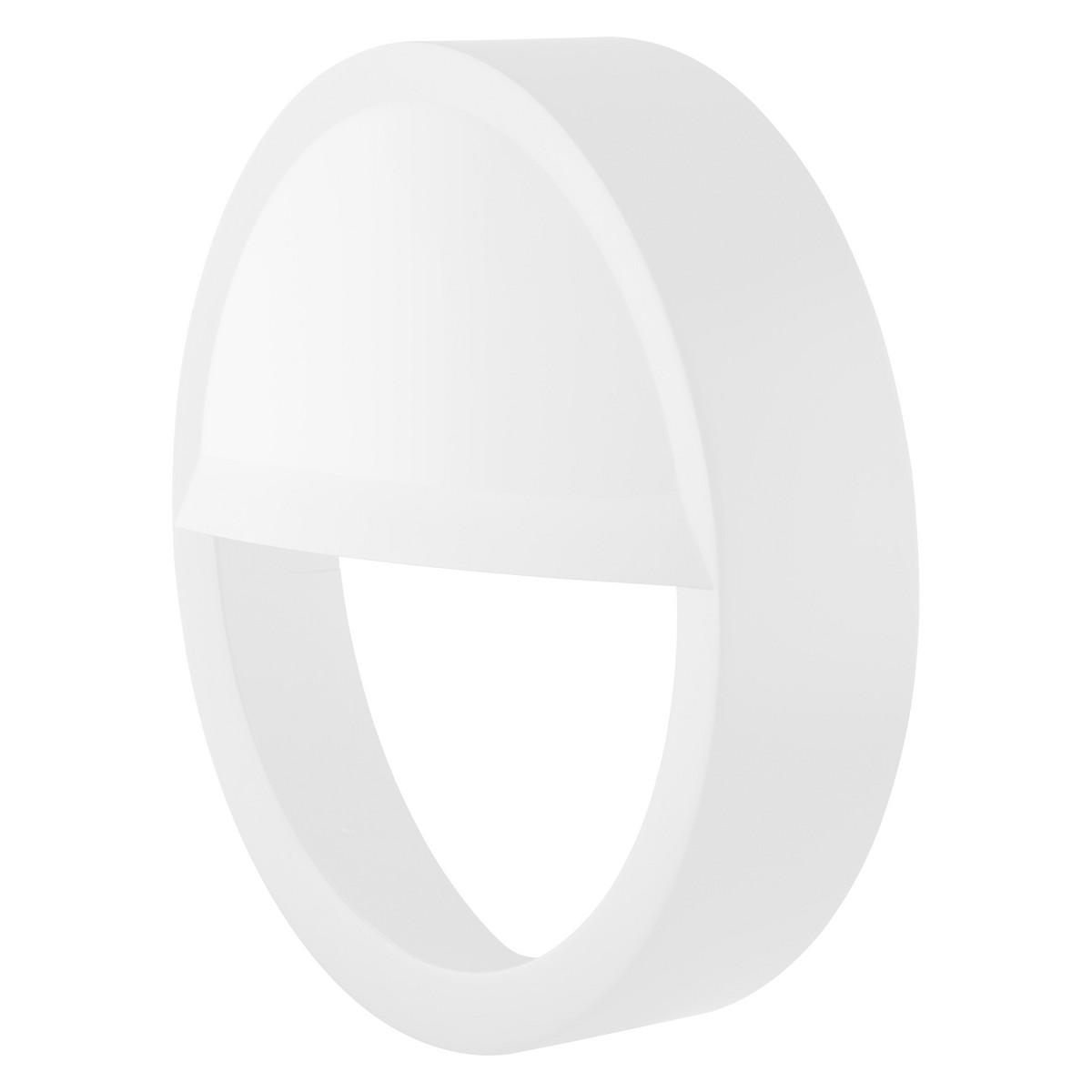LEDVANCE Surface Outdoor halvskærm 250 - (10W) hvid