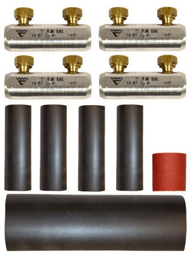 Skruemuffekit, komplet 10-50mm² 7321-007100