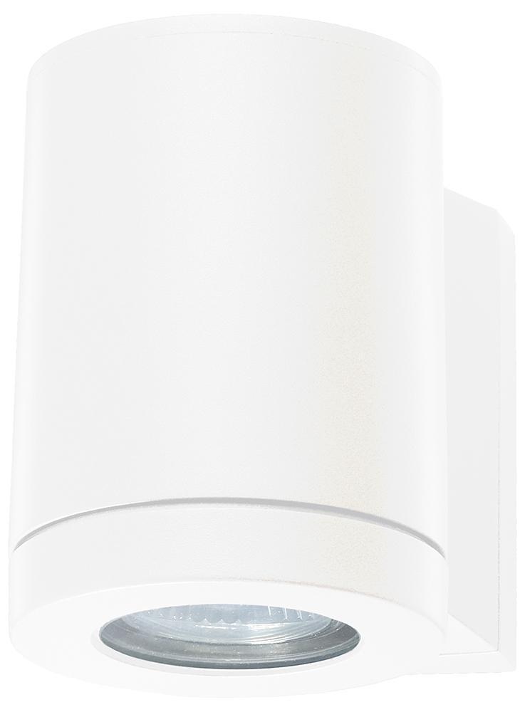 Metro Mat-Hvid 4,5W LED 2700K
