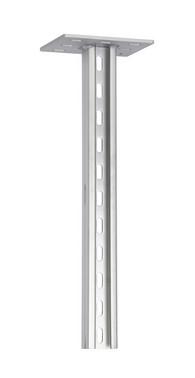 Loftkonsol 47/52 730 mm rustfri 6411-33