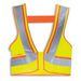 Vest with light cabels