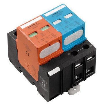 Lyn og Transientbeskyttelse  VPU I 1+1 LCF 280V/25KA 1351750000