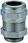 Cable gland HSK-M-EMV-M25X1.5 13-18MM 1691250030 miniature