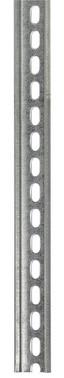 Loftskinne rustfri 14X35mm (L=2M) 910R