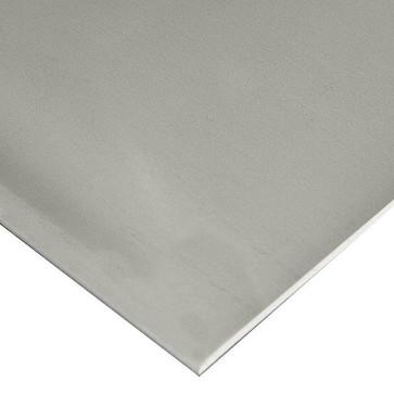 Rustfrie stålplader EN 1.4301 koldvalsede 2B 3000x1500x3,00 mm