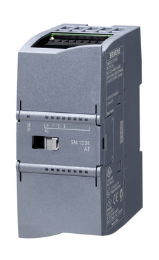 S7-1200, analog input 8 AI 6ES7231-4HF32-0XB0