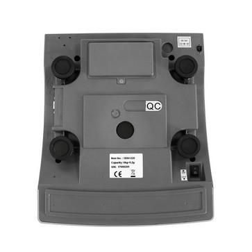 Tællevægt  kg / inddeling 0,2 g med LED display 18561220