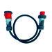 Gummikabler (Alu) kabelsæt