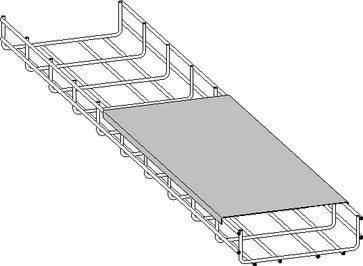 Låg galvaniseret 55mm (L=3M) 405S