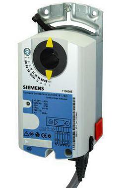 GDB181.1E/3  Damper actuator BPZ:GDB181.1E/3