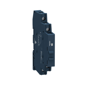 Solid state relæ for DIN-skinne nulvoltskoblende 280VAC 1F 6A 4-32VDC forsyning SSM1A16BD