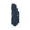 Solid state relæ for DIN-skinne nulvoltskoblende 280VAC 1F 6A 4-32VDC forsyning SSM1A16BD miniature