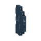 Solid state relæ for DIN-skinne nulvoltskoblende 280VAC 1F 6A 4-32VDC forsyning 7522603810