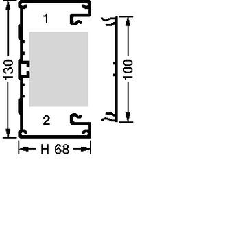 Kanalbund bra 70132/1 N BRA70132/1N