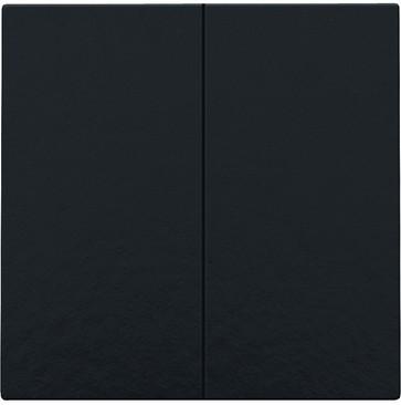 Tangent til smart 2-tryk, Bakelite® piano black coated 200-31004