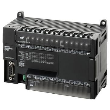 PLC, 24VDC forsyning, 24x24VDC indgange, 16xPNP udgange 0,3A, 8K trin program + 8K-ord datalager, RS-232C og RS-485 (halv dupleks) port CP1E-N40S1DT1-D 377337