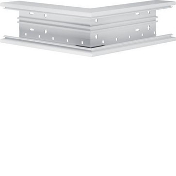 Udvendigt hjørne plast for BR65100 RAL 7035 BR6510037035