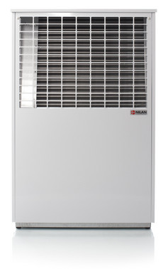 Nilan AIR9 air/water heat pump aluzink 74109U03