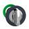 Harmony flush drejegreb i plast for LED med 3 positioner og fjeder-retur fra V-til-M i hvid farve ZB5FK1713 miniature
