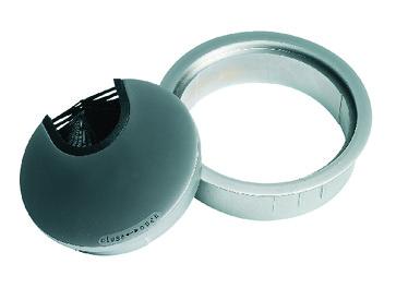 Bordgennemføringsflange Ø65 alu CBL-G1 5873620