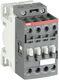 Kontaktor 3-polet 4kW, 400V AC, styrespænding 100-250V AC/DC, hjælpekontakt 1NO, skruetilslutning AF09-30-10-13 100-250V50/60HZ-DC 7822570782