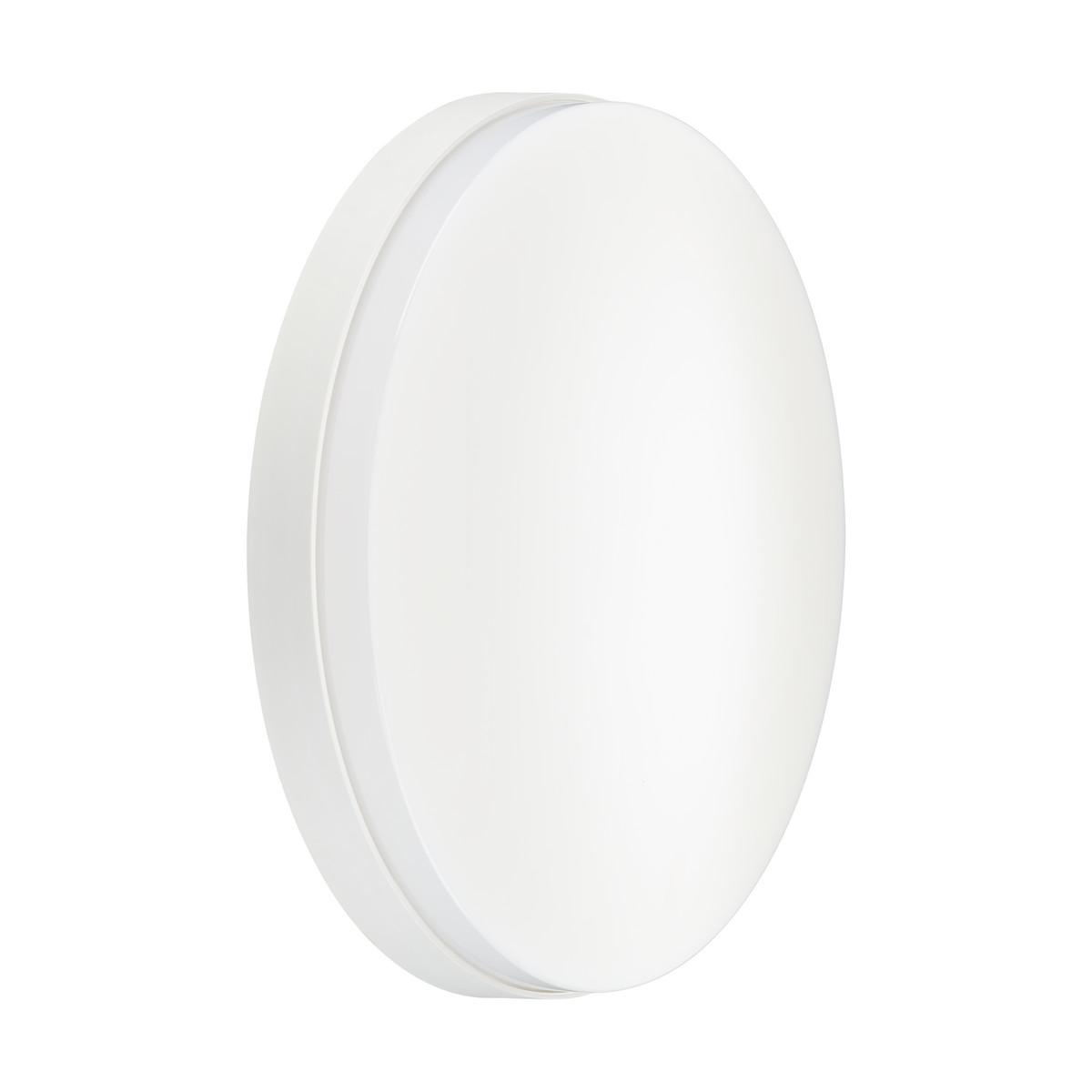 CoreLine Væg/loft WL130V 2000lm/830 22W IP65 IK08 Hvid