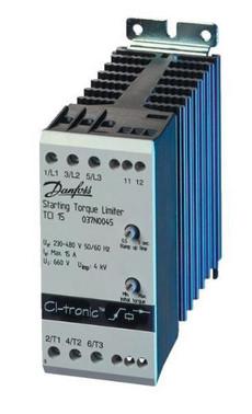 TCI 15 Torque limiter 037N0045
