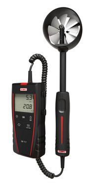 Vingehjulsanemometer Kimo LV117S 5703534400074