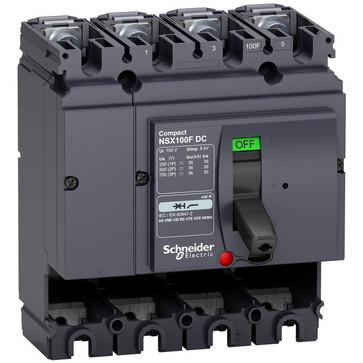 Maksimalafbryder DC NSX100F 4P LV438008