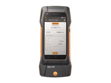 Testo 400 universal IAQ instrument inkl kuffert 0560 0400