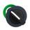 Harmony flush drejegreb i plast med et kort sort greb med 2 positioner og fjeder-retur fra H-til-V ZB5FD4 miniature