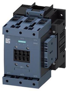 Kontaktor 55KW 400V 2 slutte 2 bryde UC220-240V 3RT1054-1AP36