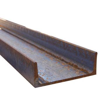 Formstål UNP 140 S355J2 12,1 m iht. EN 10025.Tolerancer iht EN 10279