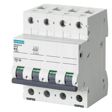 Automatsikring 6KA 3P+N B 63A 5SL6663-6
