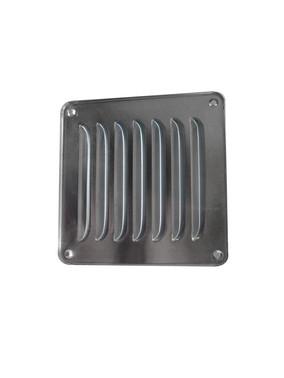 Metal lamella grill 195x195 mm 830.52.5020.9