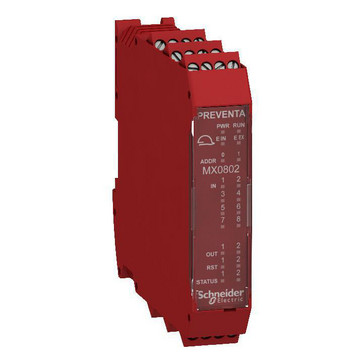 XPSMCM udvidelsesmodul 8 SDI & 2x2 SDO XPSMCMMX0802