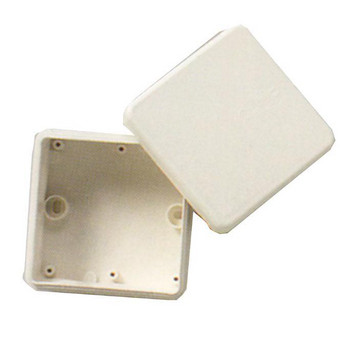 Forgreningsdåse AP9 grå uden plint 2TKA140014G1