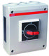 Sikkerhedsafbryder AC23 45A 3-pol+N+J med mere OTP36T3M1 2119002159