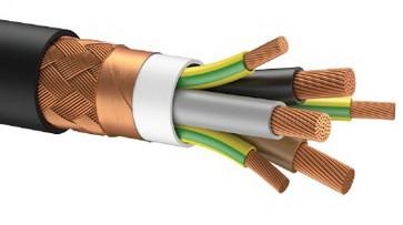 Skibskabel MPRXCX FLEX EMC 0,6/1KV 3x120+3G25 10281395