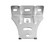 Loftbeslag TL rustfri justerbar 904R miniature