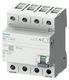 PFI 4-polet Type B 40A 300 mA 400VAC korttidsforsinket 4722100174