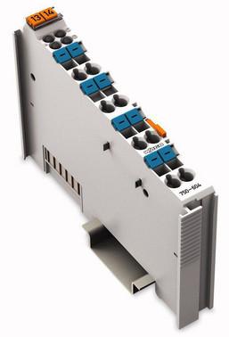 I/o forsynings modul for 8 - tilslutning 750-604