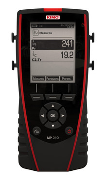 Kimo MP210 Micro manometer 5706445790197