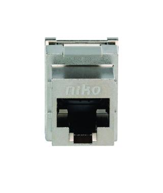 Datakonnektor, RJ45 konnektor, STP, cat.6 A 650-45077