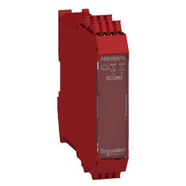 XPSMCM Modul til distribueret safety I/O XPSMCMCO0000S2 XPSMCMCO0000S2