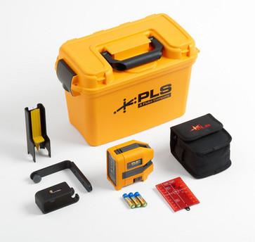 PLS 5R KIT,5-Point Red Laser Kit 5009391
